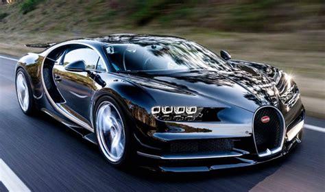 Bugatti Chiron Vs Veyron Super Sport Battle Of The
