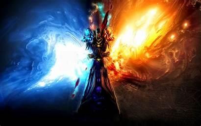 Sorcerer Dark Dragon Mage Wikia Wallpapers Dragons