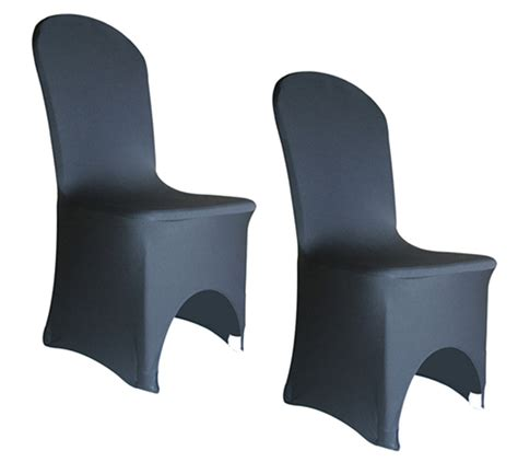black spandex chair covers event essentials