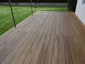 Terrasse Bois Exotique : terrasse bois garapa ~ Melissatoandfro.com Idées de Décoration