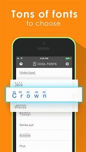 Cool Fonts Keyboard for iOS 8