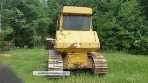 1997john Deere 750c Dozer  She Ain  U0026 39  T But Still Very Capable Of Days Work