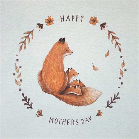 adorable animal illustrations  nina stajner