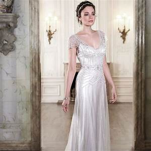 192039s style wedding dresses for dream vintage wedding With 1920 s style wedding dresses