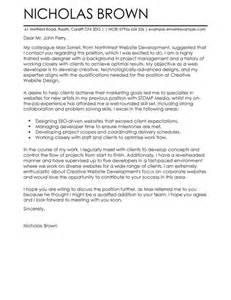 resume template professional designer resume web developer cover letter exles for it livecareer