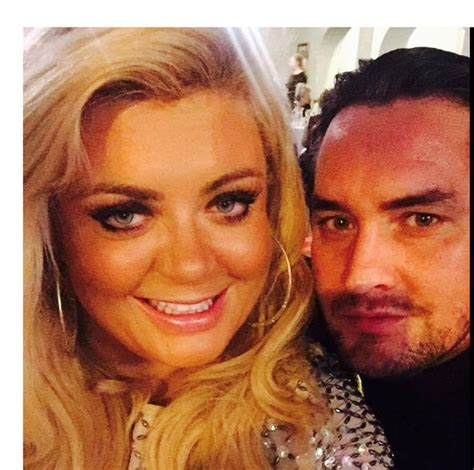 cbb contestant gemma collins 39 rumoured boyfriend is back