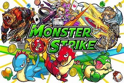 Strike Monster Apk Mod Anime Language English
