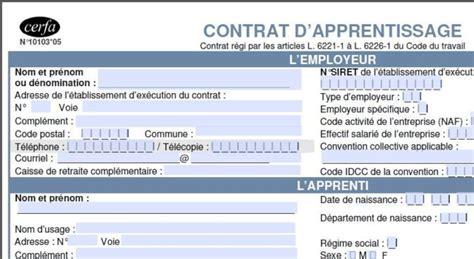 chambre consulaire apprentissage un nouveau modèle de contrat d 39 apprentissage depuis le 1er