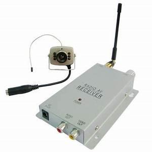 Camera De Surveillance Sans Fil Exterieur : kit de surveillance sans fil mini cam ra 1 2 ghz achat ~ Melissatoandfro.com Idées de Décoration