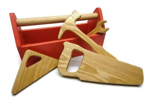 wooden tool box kits  kids woodworking projects plans
