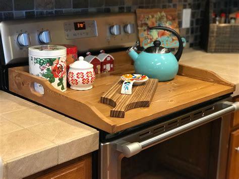 build  noodle board diy noodle board stove top cover kitchen decor