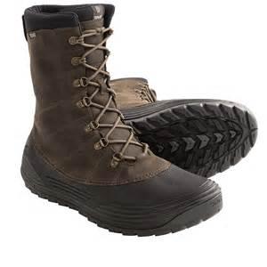 Men's Waterproof Insulated Winter Boots