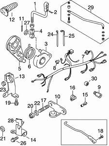 Mercury Quicksilver Throttle Control Motor Diagram