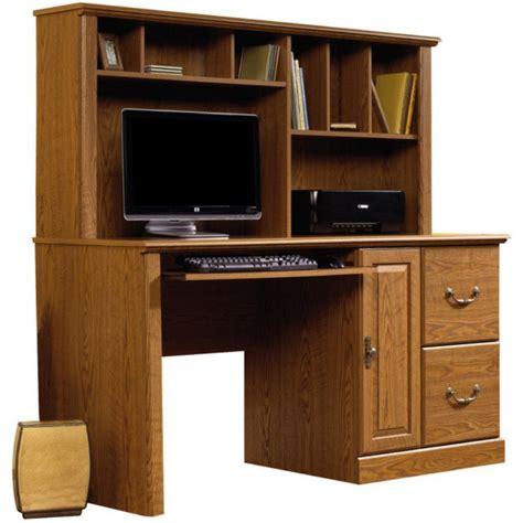 sauder orchard hills corner computer desk sauder orchard hills large computer desk with hutch by