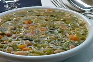 Zuppa minestrone
