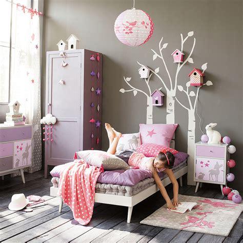 les chambre de fille décoration chambre fille de 4 ans