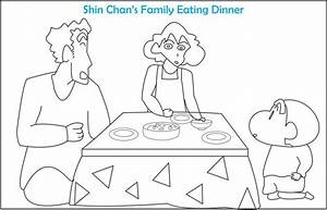 Family based adventures of a little boy Shinchan 20 ...