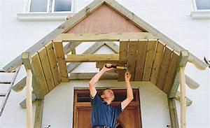 Einbruchschutz Selber Bauen : vordach f r haust r holzarbeiten m bel ~ Michelbontemps.com Haus und Dekorationen