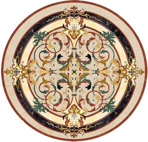 Stone Medallions, Model: Lucerne   Custom Wood, Stone