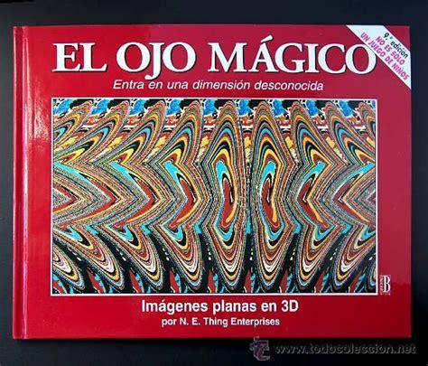 libro el ojo magico estereogramas libro c Comprar