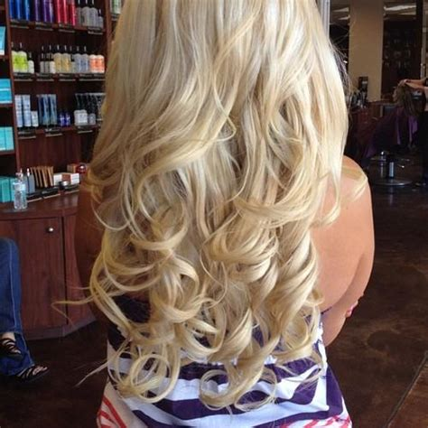 pinned  long hairstyles