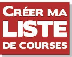 Listes De Courses : studcook le site de cuisine et courses faciles pour ~ Nature-et-papiers.com Idées de Décoration