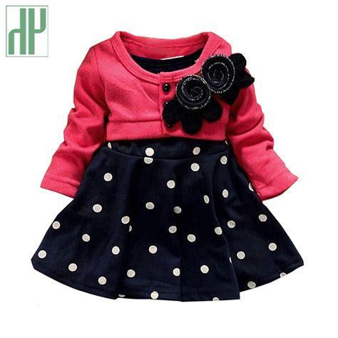birthday dress for baby 1 year hh baby dress princess autumn dots dress wedding