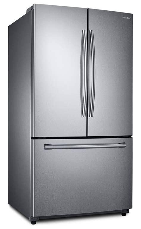 door samsung refrigerator samsung 25 7 cu ft door refrigerator