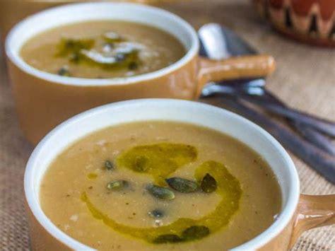 recettes de soupe de navet de amour de cuisine chez soulef