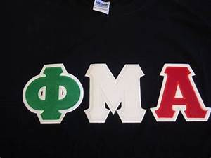 pin by alpha id on greek letter shirts pinterest With phi mu alpha letters