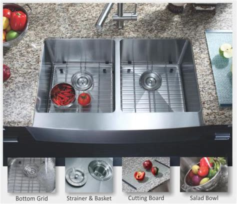 kitchen sink farming 50 50 farmer sink combo 2699