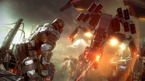 Killzone Shadow Fall Ushers In The Playstation 4 Era