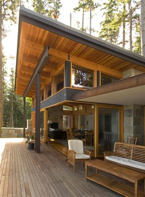 House With Shed Roof by Seven Unique Roof Styles You May Not About Modernize