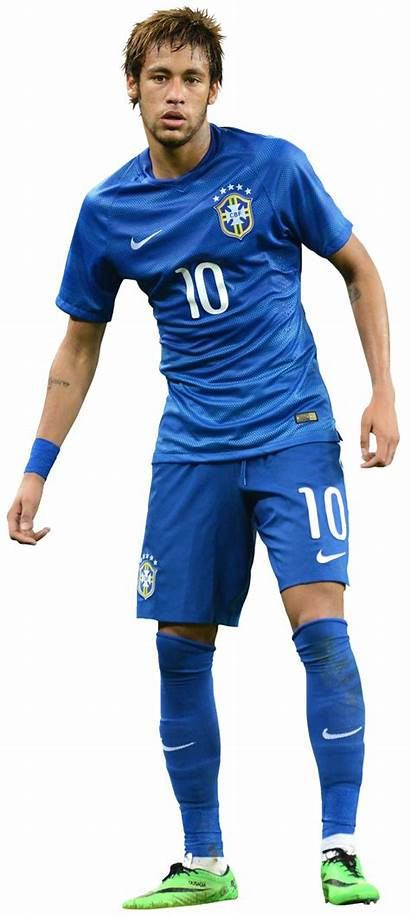 Neymar Jr Renders Render Algunos Munidal Football