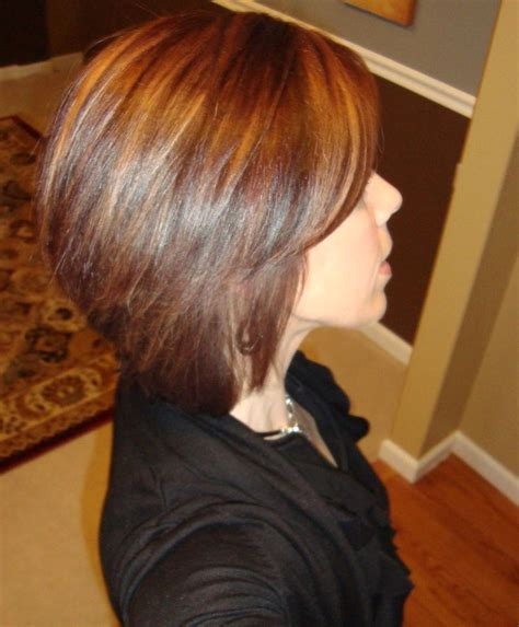 hottest stacked bob hairstyles 2015 full dose