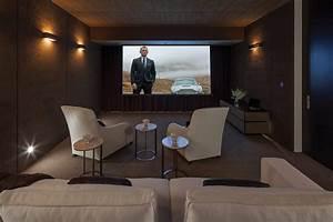 Media Home Cinema : a spectacular beverly hills house ~ Markanthonyermac.com Haus und Dekorationen