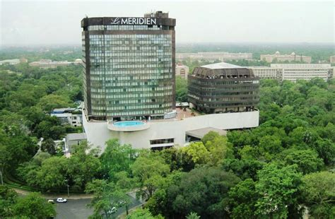 le meridien hotel hotels near india gate new delhinew delhi hotels
