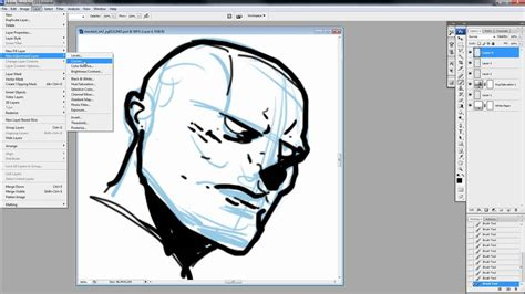 dc comics guide  digitally drawing  photoshop