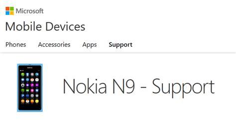 si鑒e de microsoft le nokia n9 fait apparition sur le site de microsoft nokians la parole aux fans de nokia