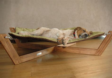 pet hammock bed comfortable bamboo hammock bed