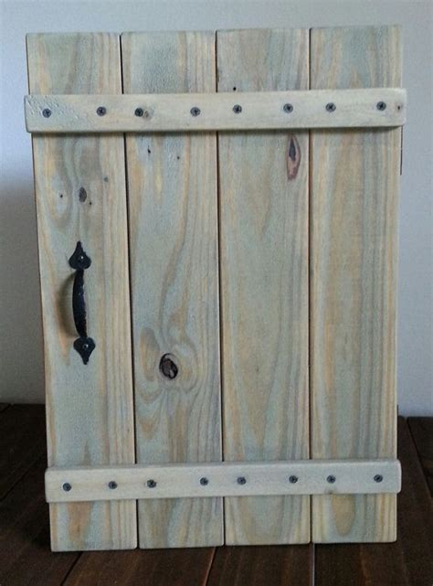 Kitchen Cabinet Doors From Pallets by Image Result For Pallet Wood Medicine Cabinet House In