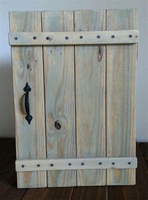 image result  pallet wood medicine cabinet house