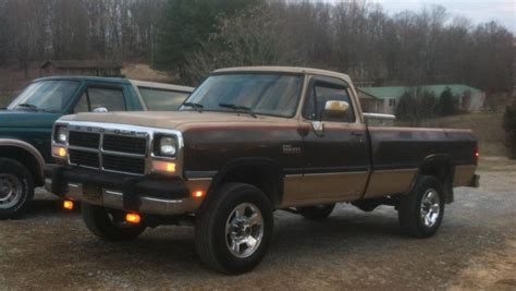 3rd gen wheels on 1st gen   Dodge Diesel   Diesel Truck