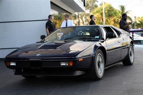 1980 Bmw 1 Series M M1 Coupe For Sale In North Miami, Fl