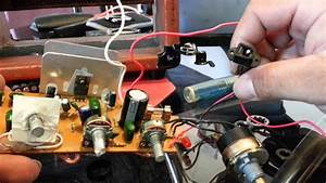 Hog 20 Fix       Rewiring Circuit Board