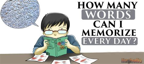 How Many Words Can You Memorize A Day? Lingholic