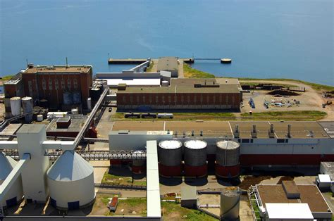 NewPage Corporation in Port Hawkesbury, NS, Canada ...