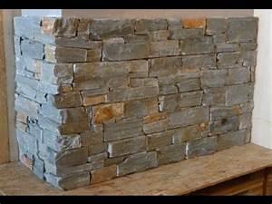 Pierre De Parement Intérieur : pose facile de parement en pierre naturelle par indoor by youtube ~ Melissatoandfro.com Idées de Décoration