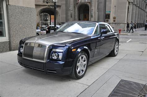 bentley phantom coupe 2010 rolls royce phantom coupe used bentley used rolls