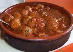 spanische küche rezepte tapas spanische albondigas rezept